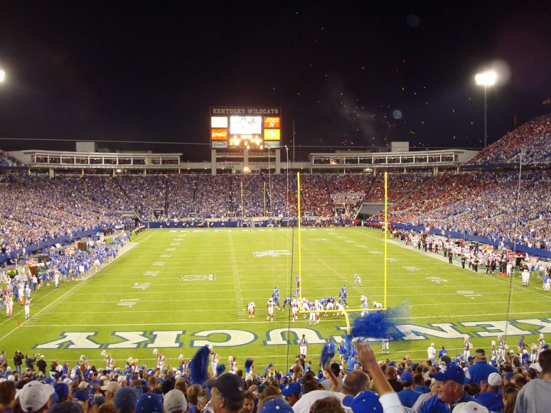 Kentucky Football Stadium