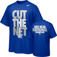 Kentucky National Champion TShirt