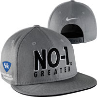 Kentucky Snapback Hat