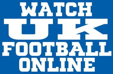 Watch Kentucky Football Online